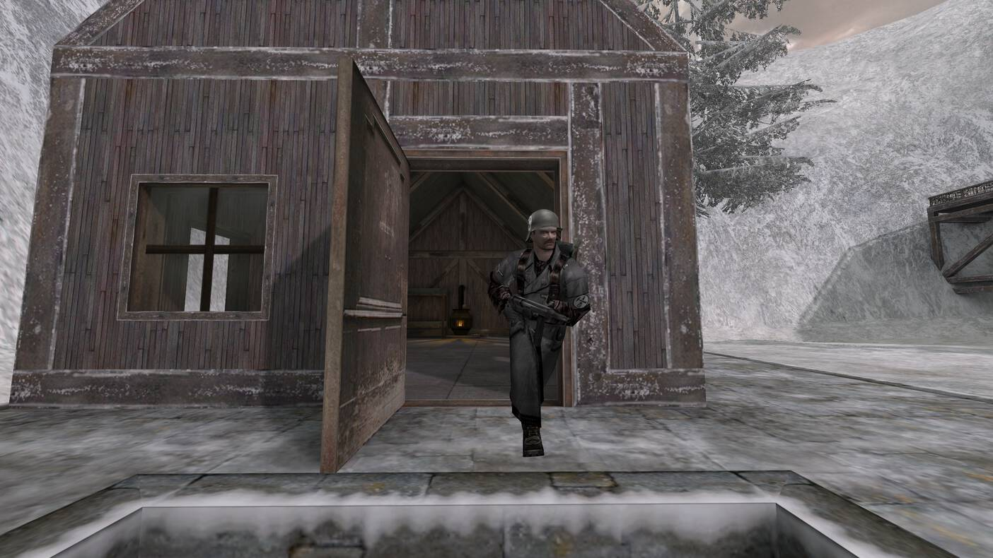 ET: Legacy - free open source multiplayer fps game